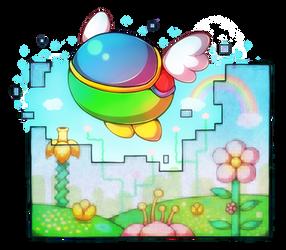 Fantasy Zone by Louivi