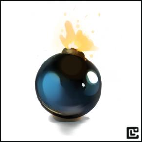 Omg Bomb by Louivi