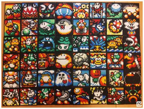Beads: Yoshi's Island