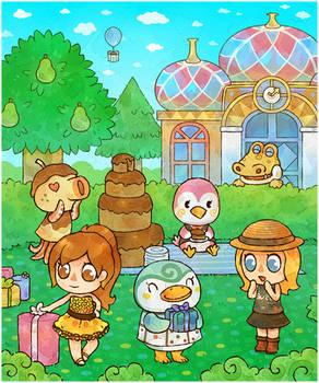 Animal Crossing: Sam's Birthday