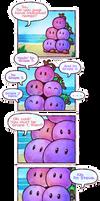 Paper Mario: The Grape Bob-ombs
