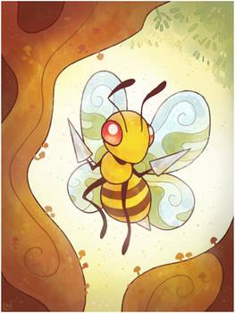 Pokemon #015 Beedrill