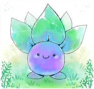 Pokemon #043 Oddish