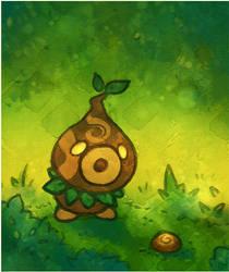 Zelda - Deku Scrub