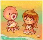 Animal Crossing - Beach