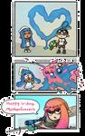 SWD comic - Happy V-day