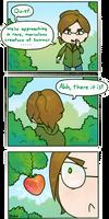 SWD comic - Maya's strawberry