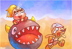 Goombario's Quest - Goombella Joins the Party