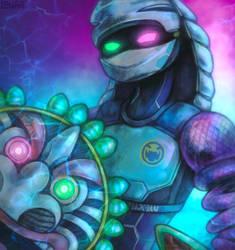 ARMS - Junior's Kid Cobra by Louivi