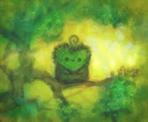 Zelda - Korok