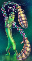 ARMS - Gleeface's Helix by Louivi