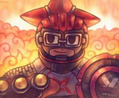 ARMS - Cojora's Ninjara WW by Louivi