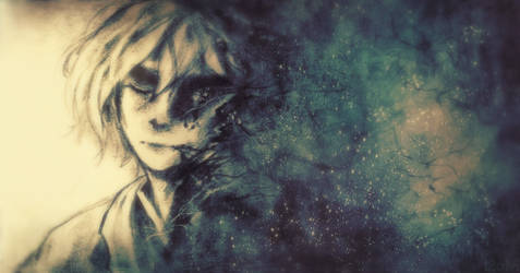 Xenoblade Chronicles - Oblivion by Louivi