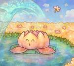 Paper Mario 64 - Lily