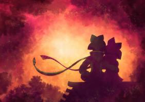 ARMS - Ninjaras by Louivi