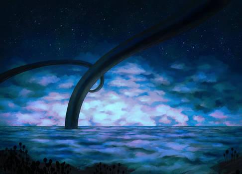 Xenoblade Chronicles 2 - Leftherian Sky