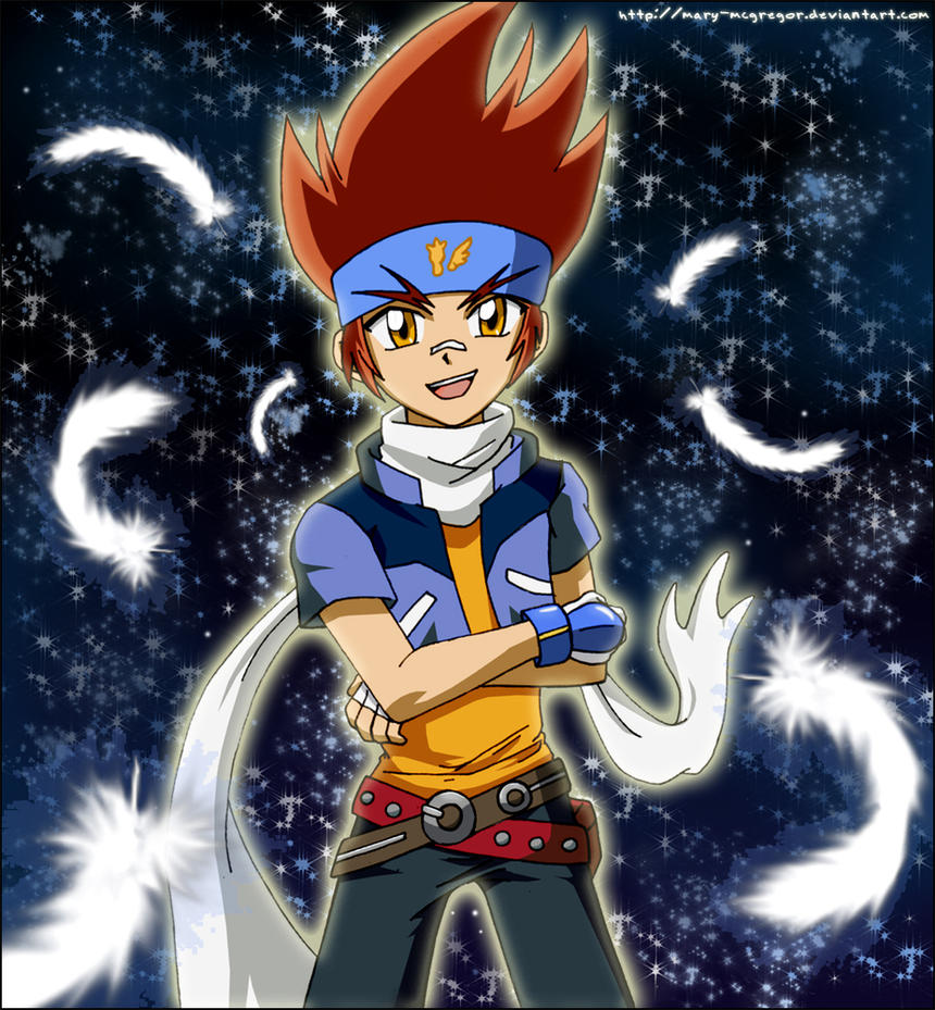 Beyblade Metal Fight: Ginga by Mary-McGregor on DeviantArt