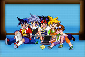Beyblade: Champions BeyBlade by Mary-McGregor