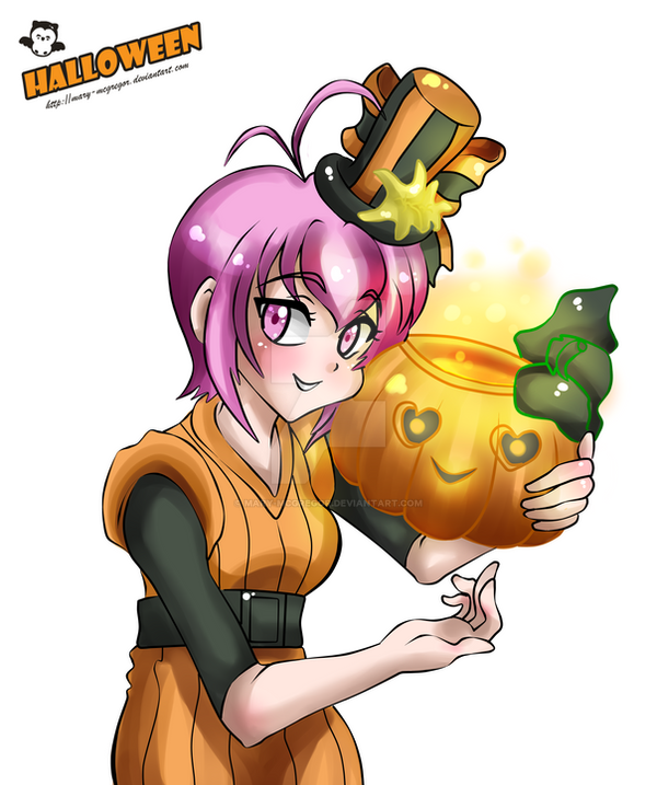 BeyArMaMo 2012 Day23: Matilda Halloween by Mary-McGregor