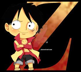 OP: Luffy Film Z