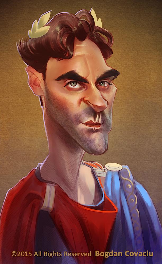 Joaquin Phoenix by bogdancovaciu