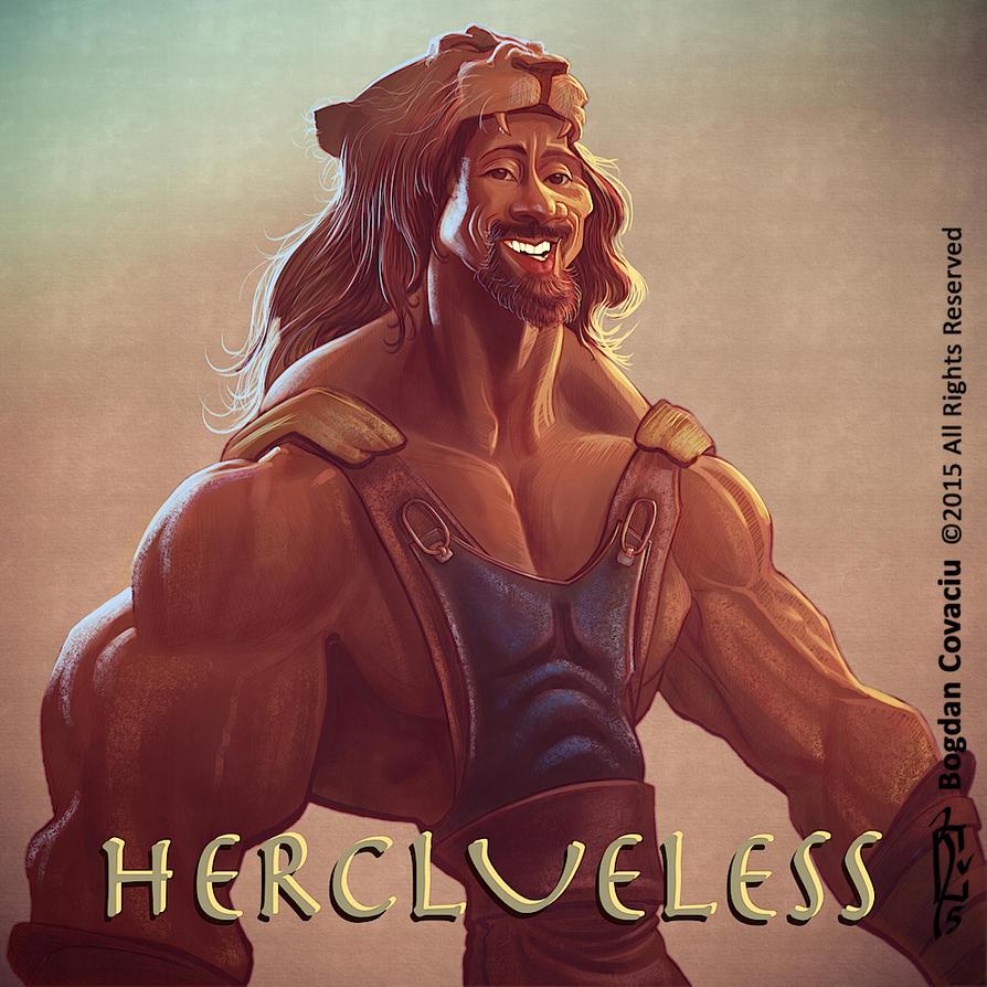 Hercules by bogdancovaciu