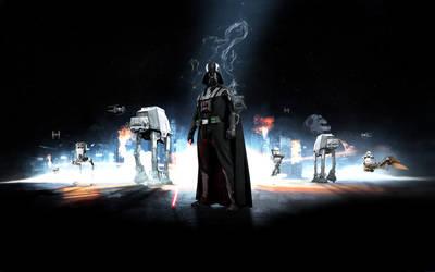 Lord Vader vs BF3