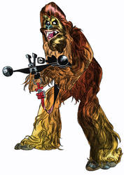 Chewie by Isra-sp