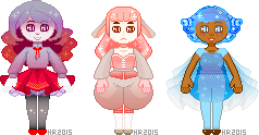 pixel adoptables!! (CLOSED) by m5w