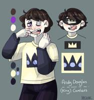 slenderverse: andy douglas by m5w