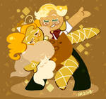 cookie run: she said her name was 'bella belle'!