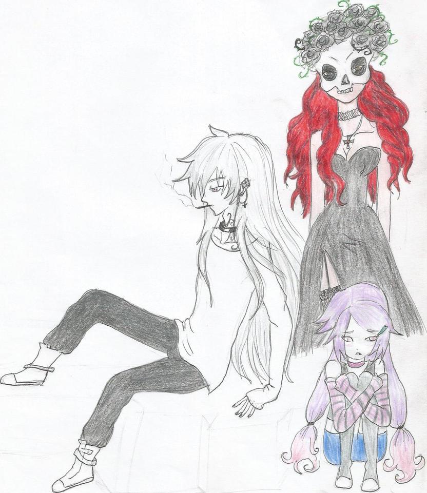 3 by xRoseDrin