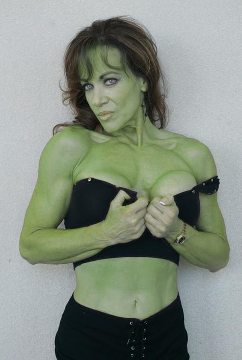 She Hulk Black Top by shehulk54675467