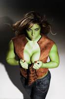 Hulk Vest by shehulk54675467