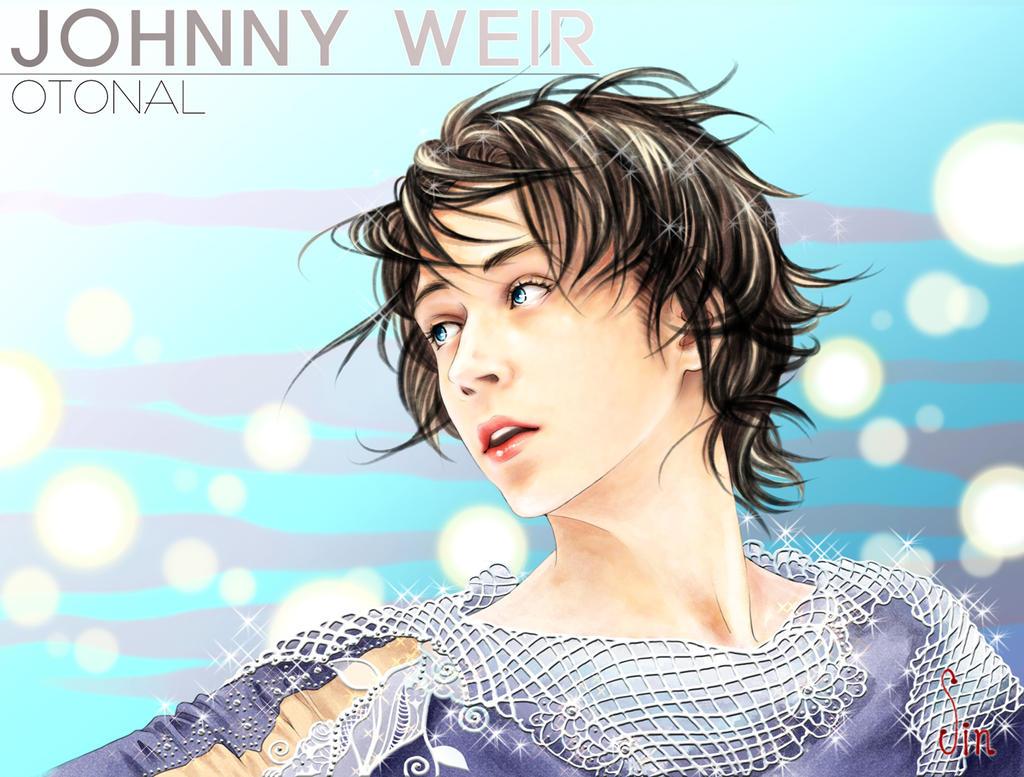 Johnny Weir 3 By Mihyoun On DeviantArt