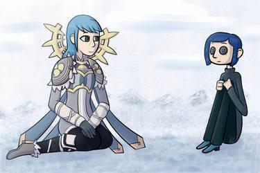 Reina And Coraline