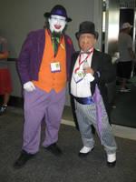 Joker and Pengy by dragonduff