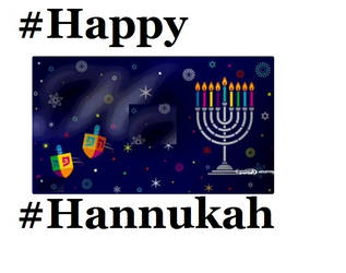 Happy Hannukah by adamspong2017