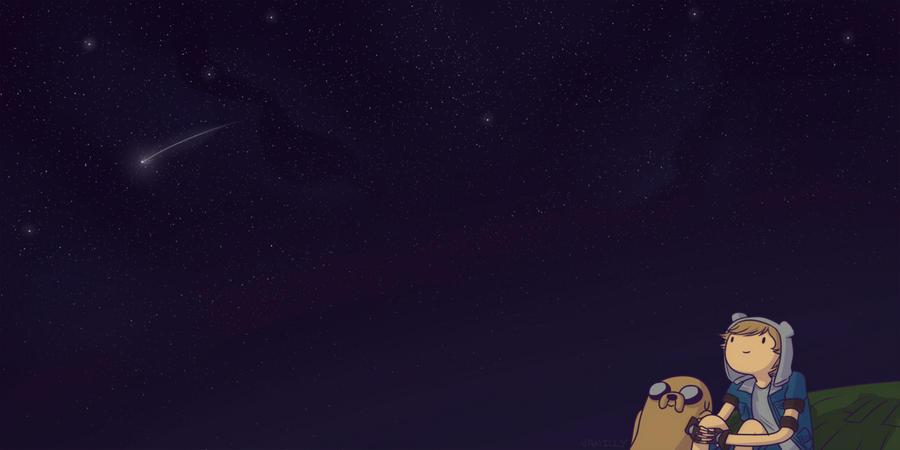 Stars by VanillyCake