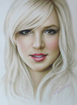 Portrait Britney Spears