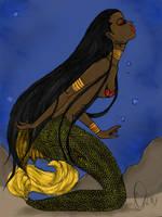 African Mermaid by SithLordLiisa