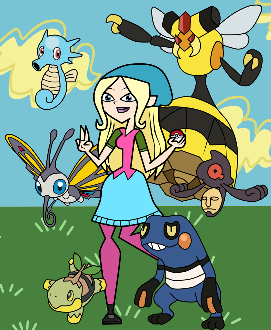 Pokemon Dawn: Dawn Pokemon Trainer! By Cardrama20 On DeviantArt