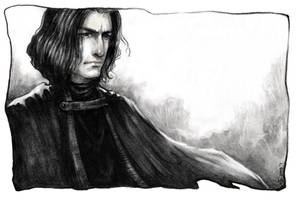 Snape by Ognivik