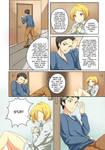 Comic Chiyo #1 pg 07 by lluncomics