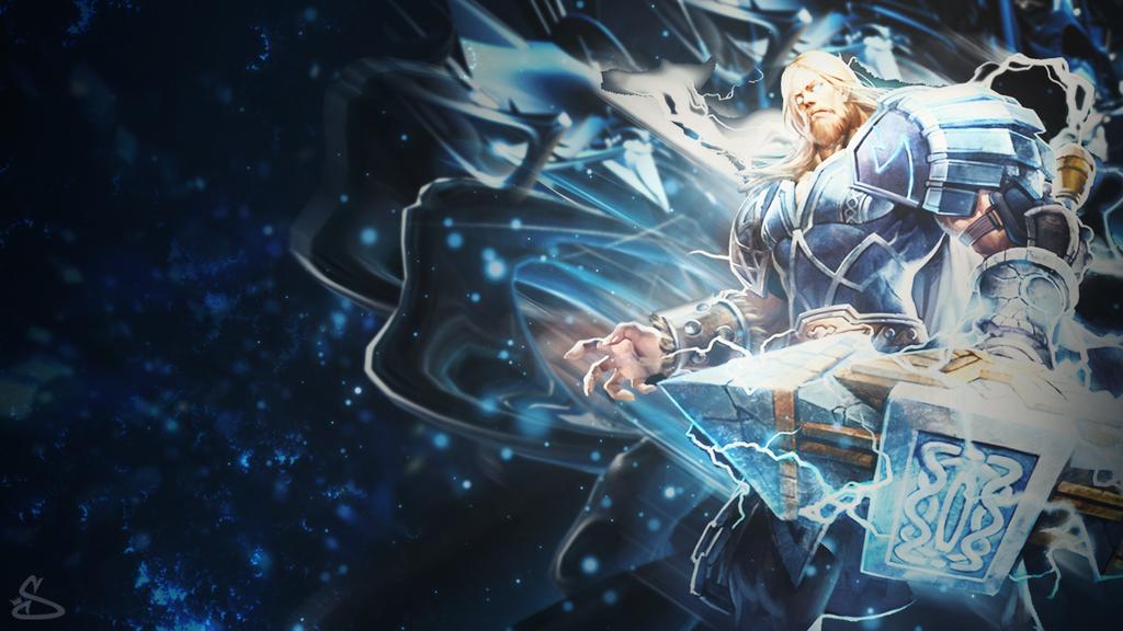 Smite Season  Thor Build