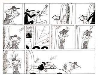 Spy vs. Spy fan comic 3 by senorfro