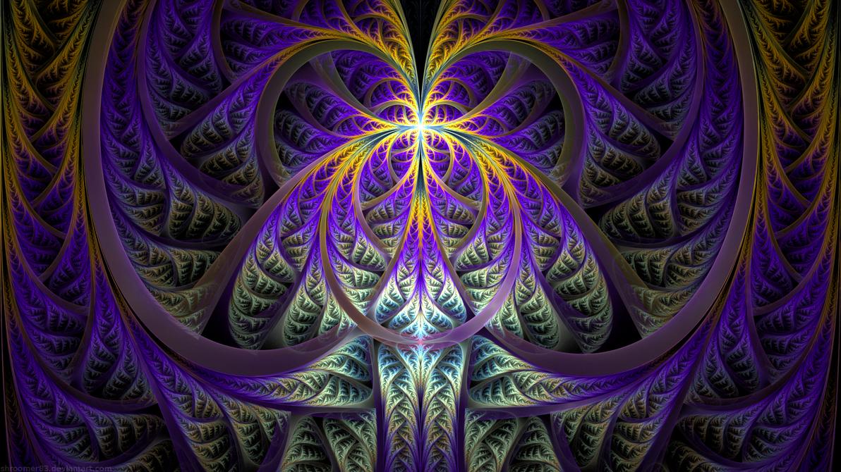 Energetic Lines by Shroomer83