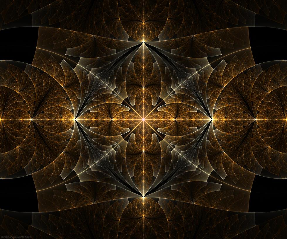 Golden Expanse by Shroomer83