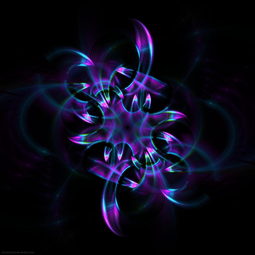 Neon Flight by Shroomer83