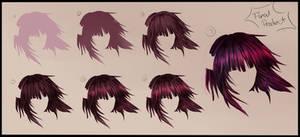 Hair Tutorial - Step by Step